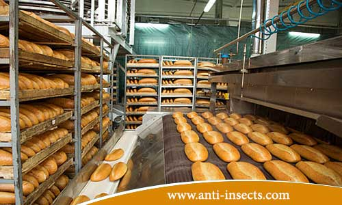 Anti-insect-bakeries